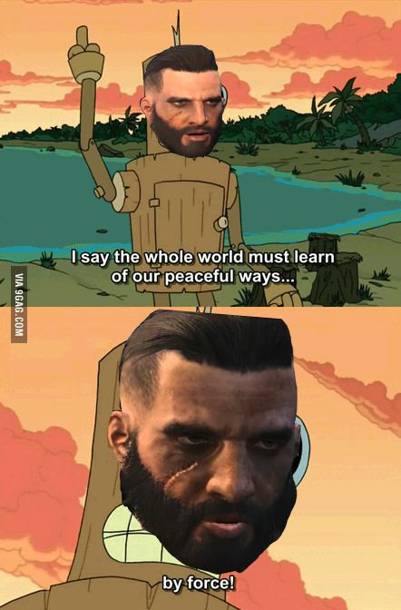 Omg, i DETEST Elder Maxson and the Brotherhood in Fallout 4. Those dudes were the GOOD GUYS in the rest of the FO universe!