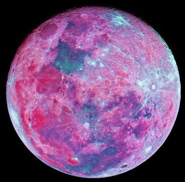 Full Pink Moon In Libra Wellness (lunar eclipse) — The Hoodwitch