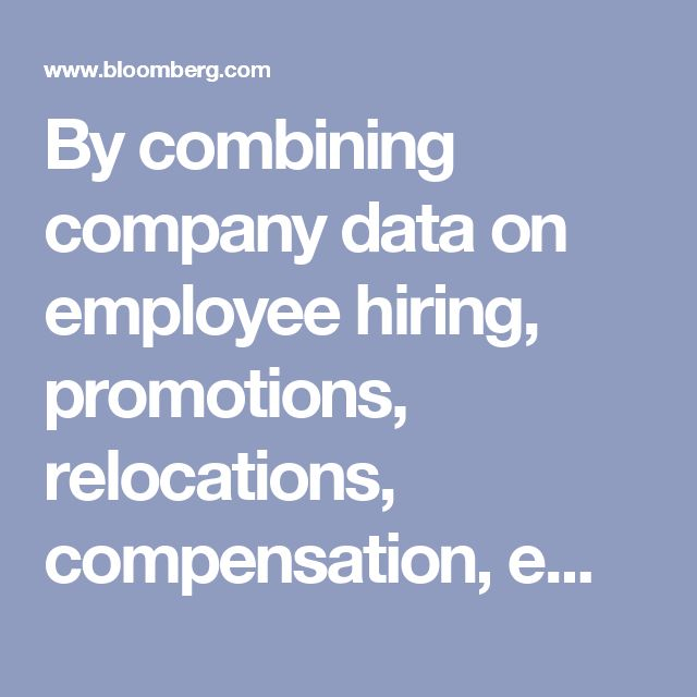 By combining company data on employee hiring, promotions, relocations, compensation, employee satisfaction surveys, managerial decisions and job cuts with public data sets like the standard of living in the region and workforce demand for certain skills, Workday can spot patterns