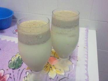 White chocolate - Batida de Sonho de Valsa