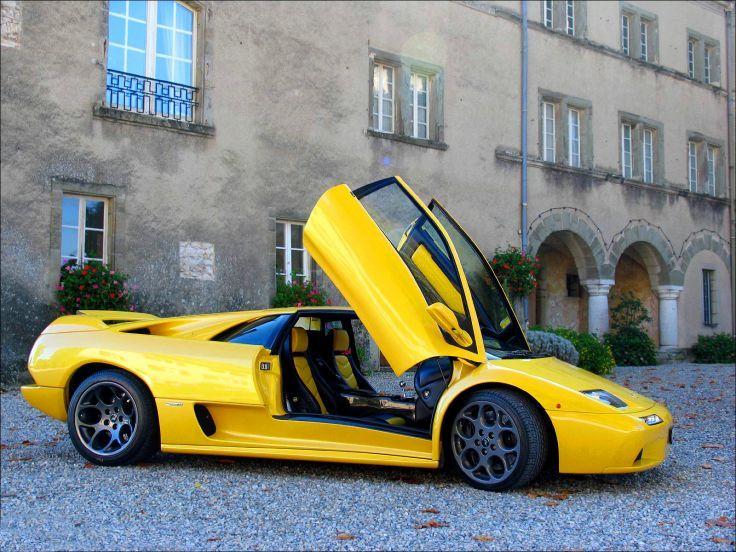 2000 Lamborghini Diablo VT Diablo Supercar Supercars F