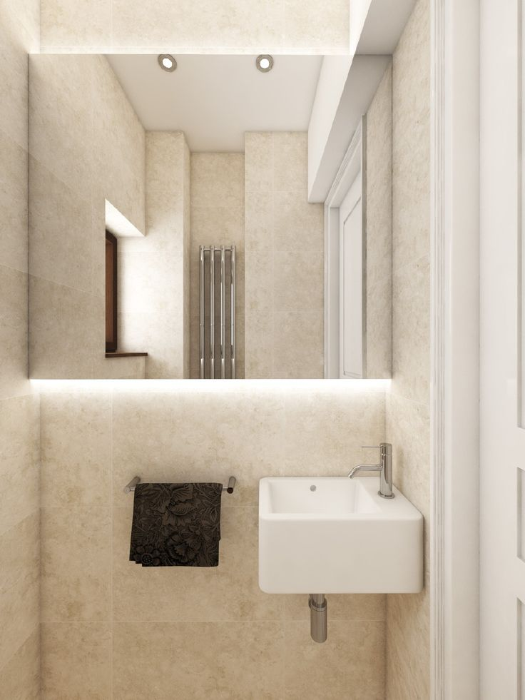Architect Katka Petkovšek for Perfecto design: Elegantní toaleta COMBI