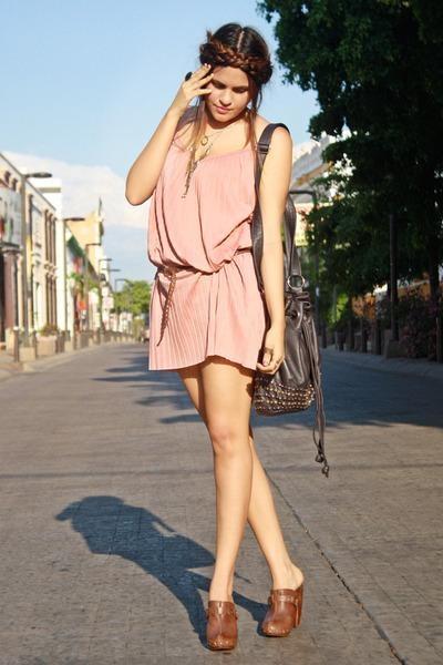 Street Style: Vestidos Casuales Primavera Verano 2012-13