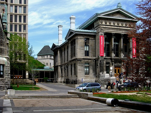 McGill Campus in summer by Scott Norsworthy, via Flickr