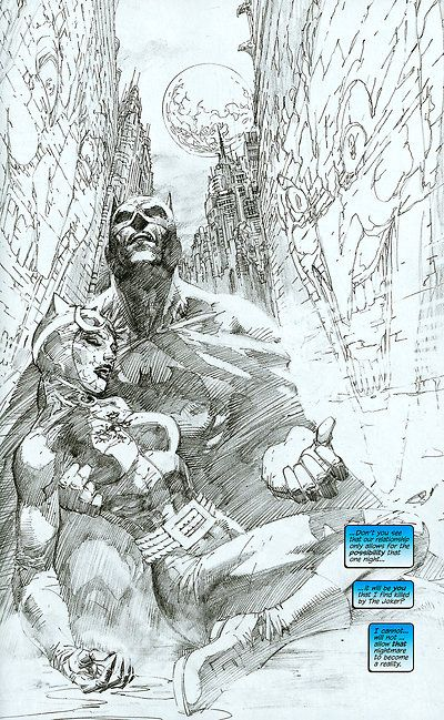 """Batman: Hush Unwrapped"" Written by Jeph Loeb and drawn by Jim Lee, was one of the best-selling graphic novels of the 2000s."