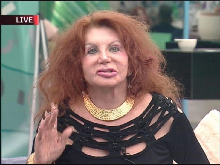 The Changing Face Of Jackie Stallone