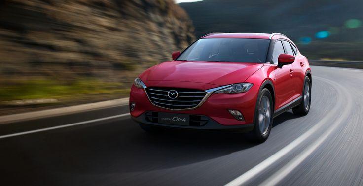 Новая версия кроссовера Mazda CX-4 была представлена весной этого года на Международном автошоу в Пекине. А недавно в Китае проходил конкурс «Авто года», где CX-4 завоевал награду за «Лучший дизайн». #mazda - #cx4 - #cx42016 - #кроссоверы - #внедорожники - #тестдрайвы - #любовь