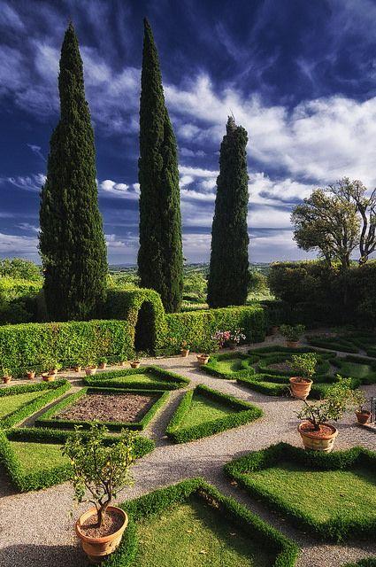 Tuscany, Certosa di Pontignano, Siena Italy