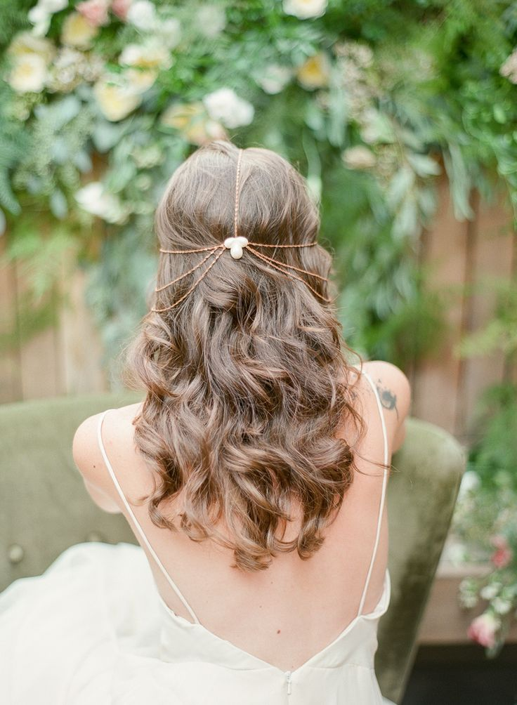 Boho hair accessories  Hushed Commotion