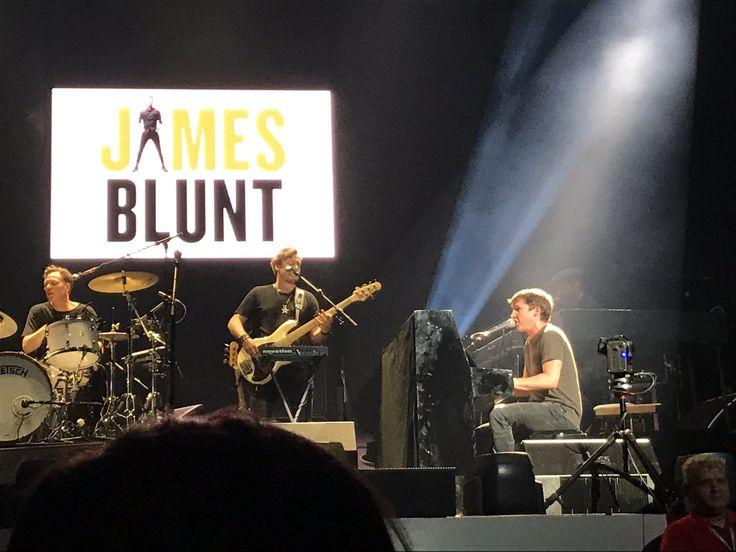 "Access Winnipeg on Twitter: ""James Blunt opening up for Ed Sheeran in Winnipeg 22.07.2017"