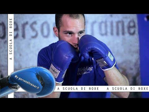 Boxe Circuito 1: Potenziamento Lombari e Addominali - YouTube