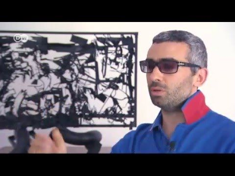 Deutsche Welle interview Teodosio Sectio Aurea...Shadow Artist