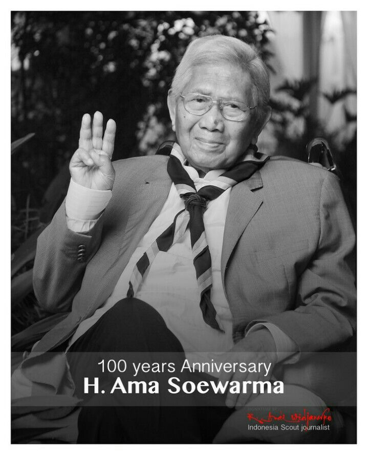 H. Ama Soewarma  5th World Scout Jamboree 1937 Netherlands Participant (Kontingen Hindia-Belanda)  #ISJ #gerakanpramuka #NIPV #wsj #wsj37