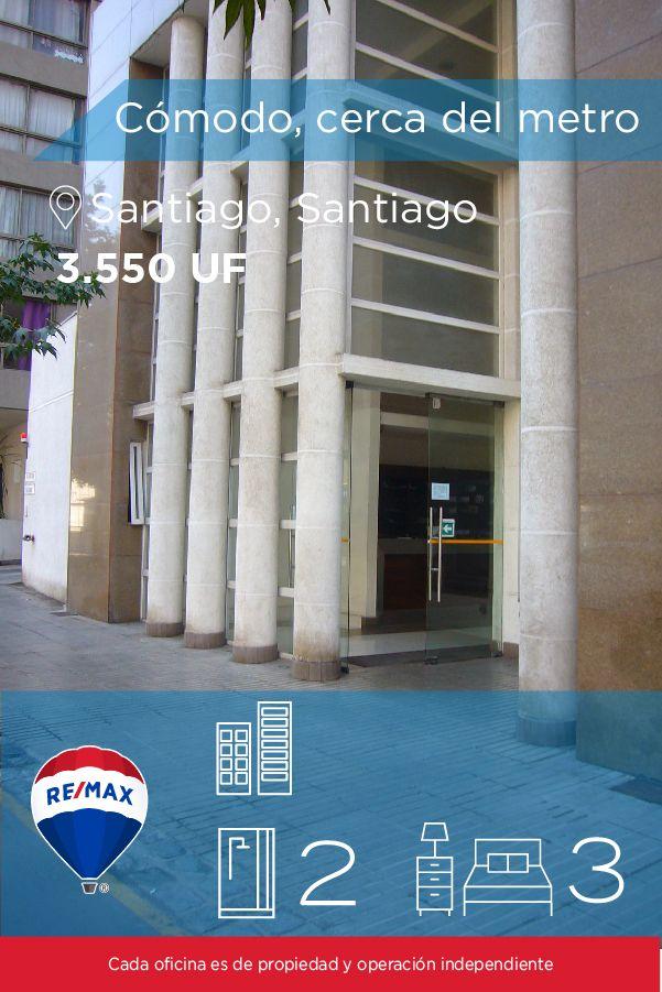 [#Departamento en #Venta] - Cómodo, cerca del metro : 3 : 2  http://www.remax.cl/1028050018-9   #propiedades #inmuebles #bienesraices #bienesraiceschile #inmobiliaria #agenteinmobiliario #exclusividad #asesores #construcción #vivienda #realestate #invertir #REMAX #Broker #inversionistas #arquitectos #venta #arriendo #casa #departamento #oficina #chile