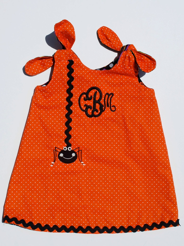Girls Knot Dress Sewing Pattern and A-LINE Top / Shirt - PDF Tutorial, Easy  And this even has the right initials! I LOVE THIS!!!