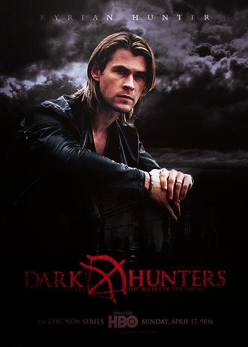 Sherrilyn Kenyon Dark Hunter Series | It's not exactly how I start out conversations. Hi, I'm Kyrian ...