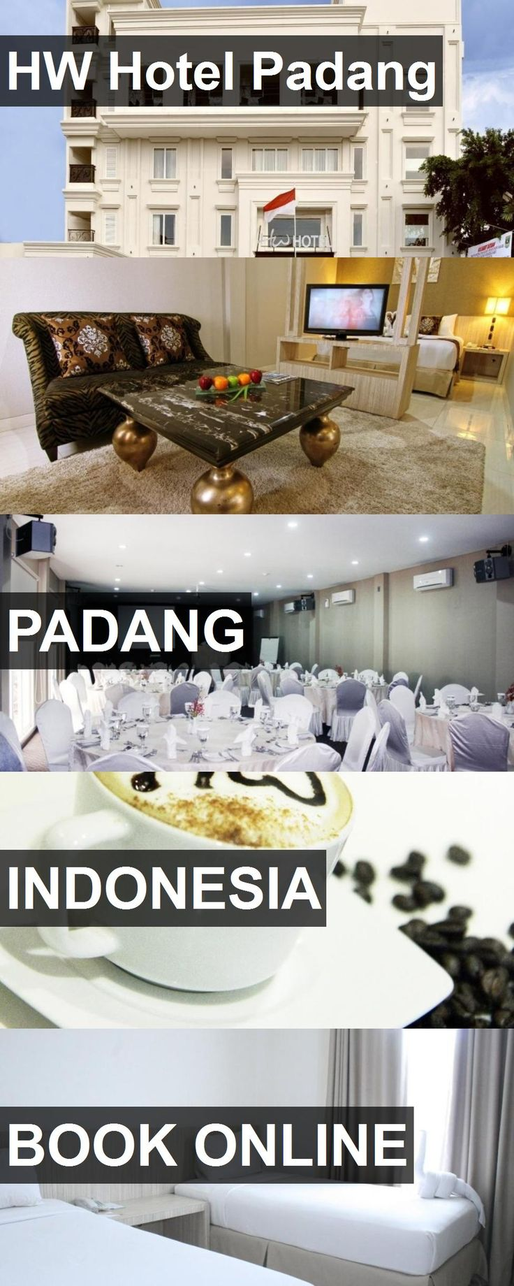 HW Hotel Padang in Padang, Indonesia. For more information, photos, reviews and best prices please follow the link. #Indonesia #Padang #travel #vacation #hotel