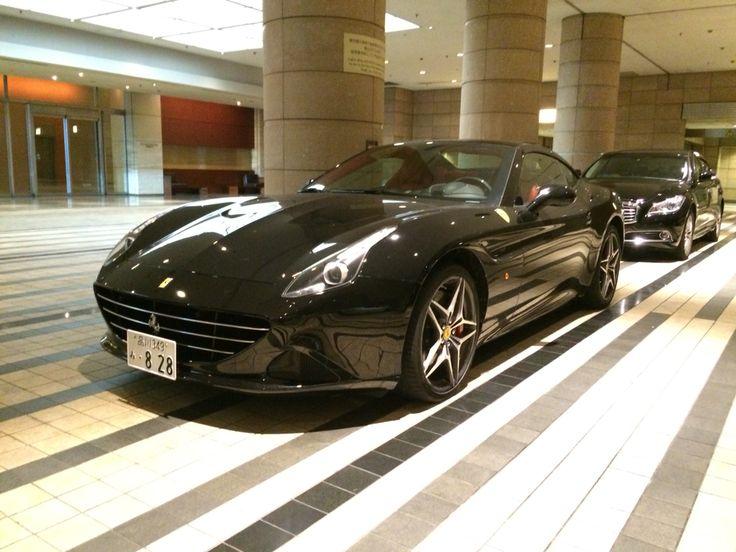 Ferrari in Japan like the last 7