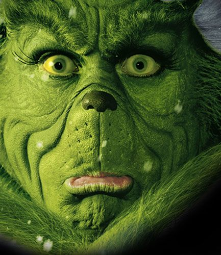 """In the """"War on Christmas"""", who will play this #Grinch this year? Read more!"""