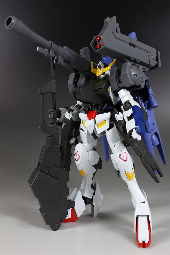 [FULL REVIEW] HGIBO 1/144 Gundam Barbatos 6th Form, No.57 Images, Info http://www.gunjap.net/site/?p=294437