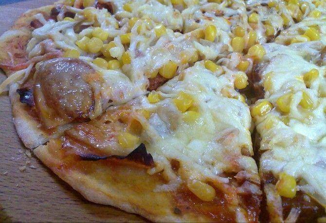 Gyors bögrés pizzatészta recept képpel. Hozzávalók és az elkészítés részletes leírása. A gyors bögrés pizzatészta elkészítési ideje: 30 perc