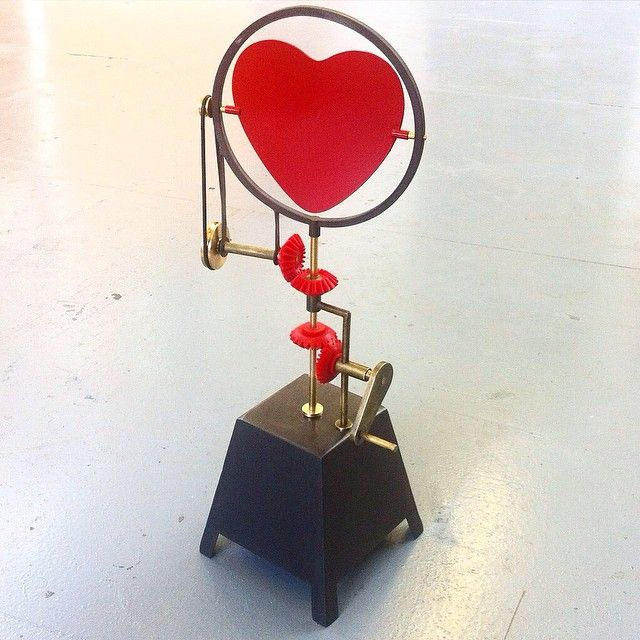 The Spinning Heart Machine by Martin Smith