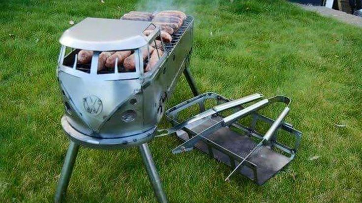 VW Bus Grill