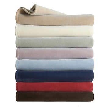 Vellux Plush Micro Mink Blanket