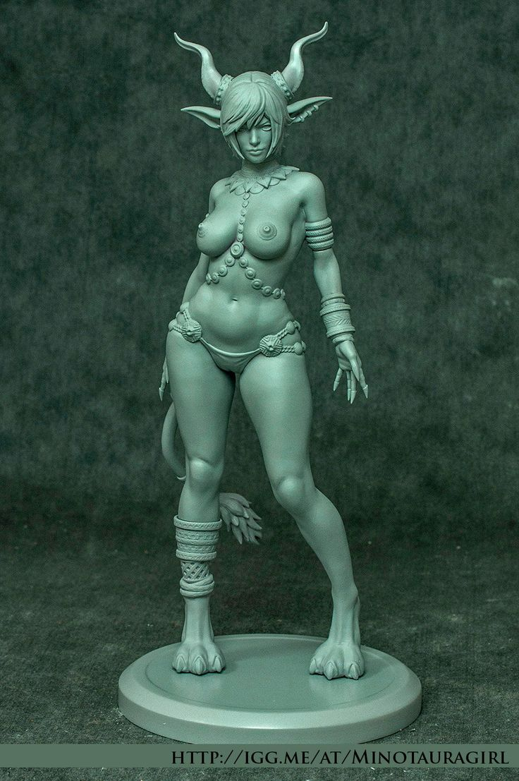 Minotaura-Girl Indiegogo Project, Anne Pogoda on ArtStation at http://www.artstation.com/artwork/minotaura-girl-indiegogo-project