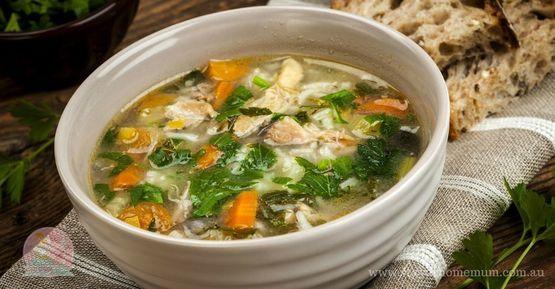 Lose A Kilo Soup