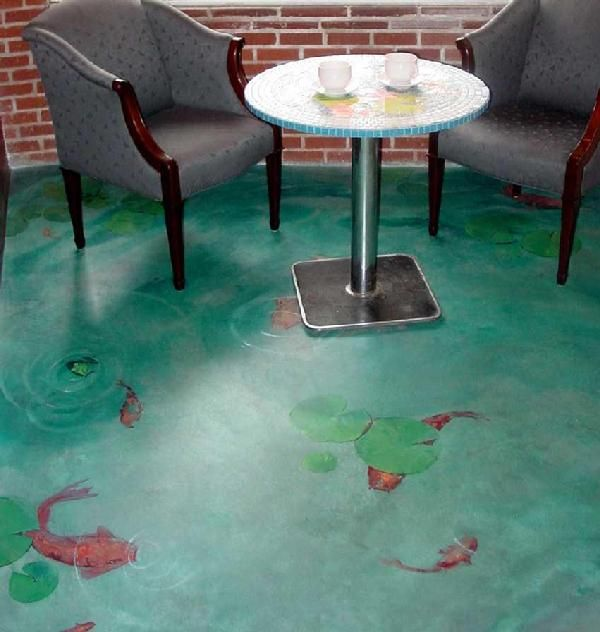 17 best images about pool bathroom on pinterest beaches for Cement koi pond
