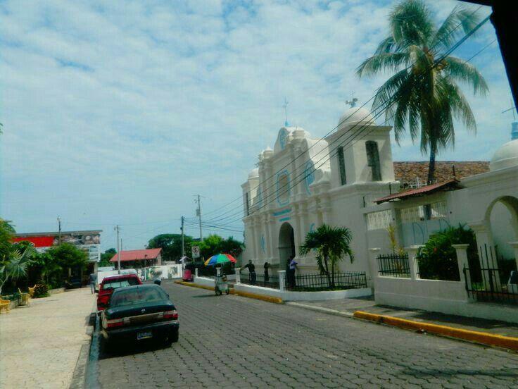 Esta es la ciudad de Conchagua,lugar turístico de costumbres y tradiciones