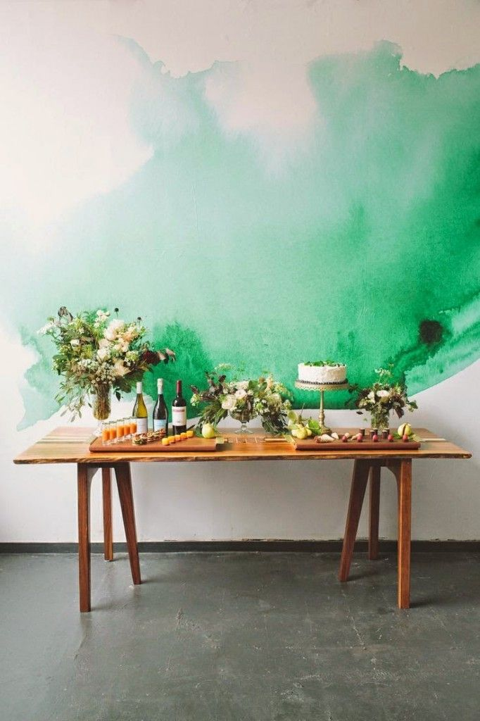 10 ideas poco comunes para pintar tus muros