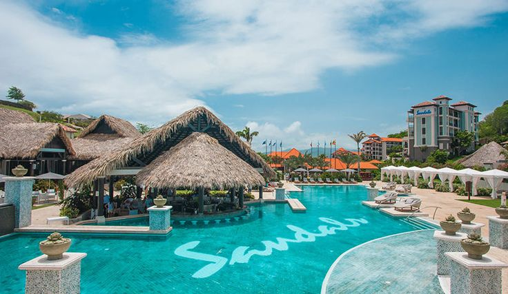 Sandals LaSource Grenada Resort & Spa in Grenada