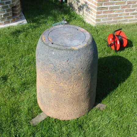 VillaGok tandoor oven - Tandoor pot