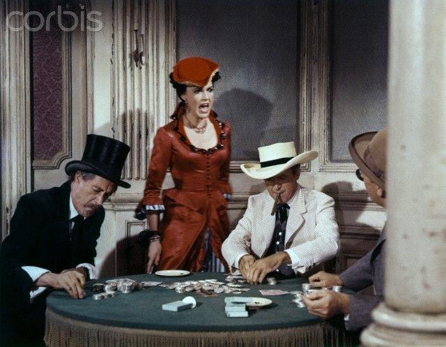 Cheyenne poker games