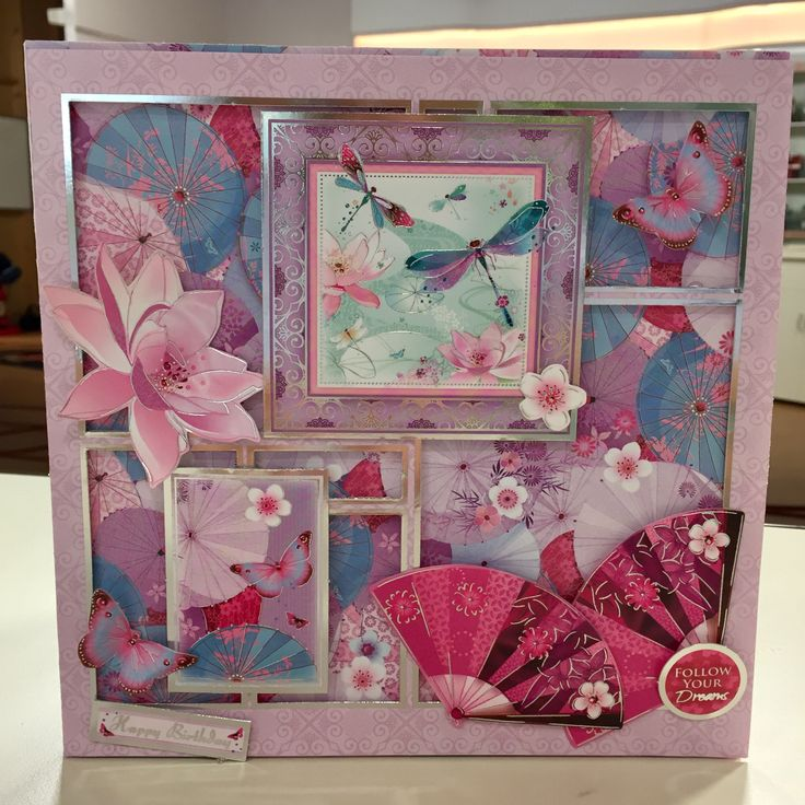 Dragonfly Dreams Craft Stack Demo For Create And Craft 1