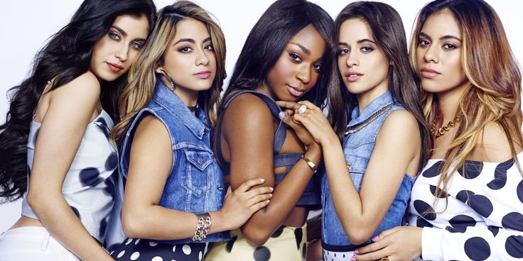 what are Fifth Harmony snapchat username