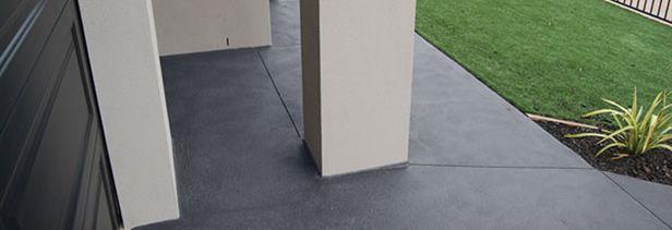 Boral Coloured Concrete