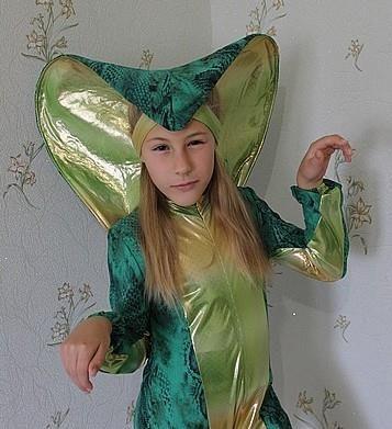 Как шить карнавальный костюм змей