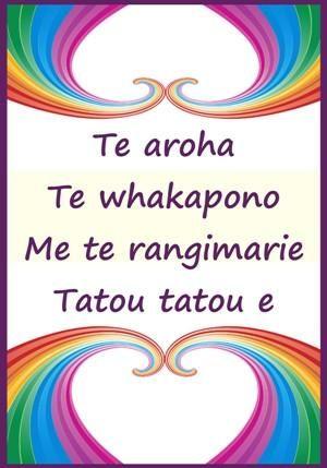 Te aroha - New Zealand and Maori Children's Songs - New ...