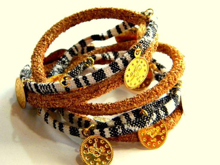 bohemian handmade bracelet