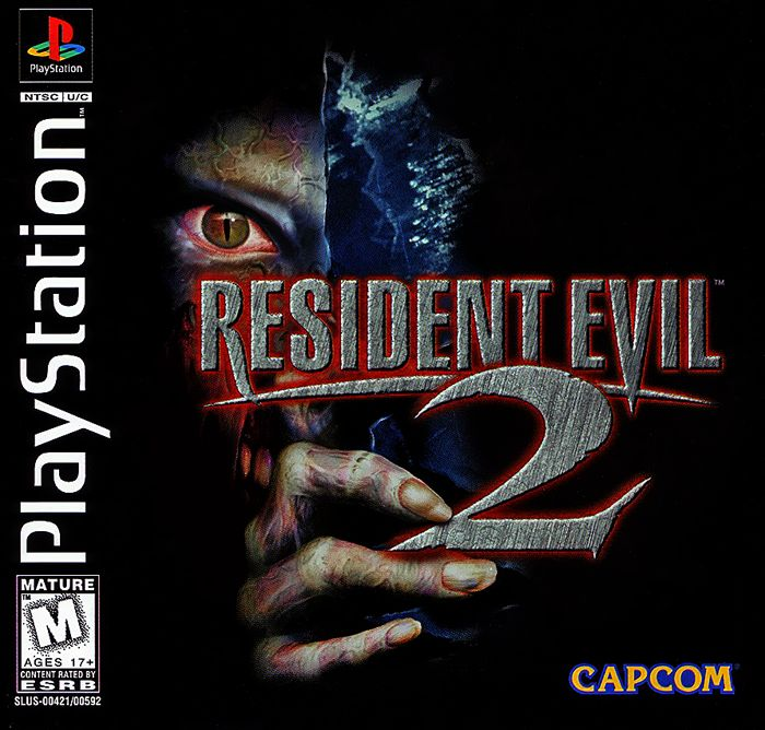 Resident Evil 2 (Biohazard 2 in Japan) is a survival horror game produced by Shinji Mikami and directed by Hideki Kamiya. Character art was done by Shinsuke Komaki and Daichan. It was originally released for the PlayStation in 1998, and later ported to the PC, Nintendo 64, Sega Dreamcast and Nintendo GameCube. A remake is currently being planned.