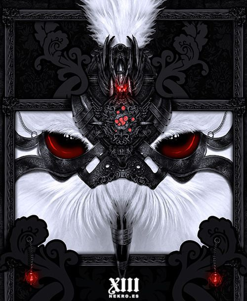 The art of Nekro