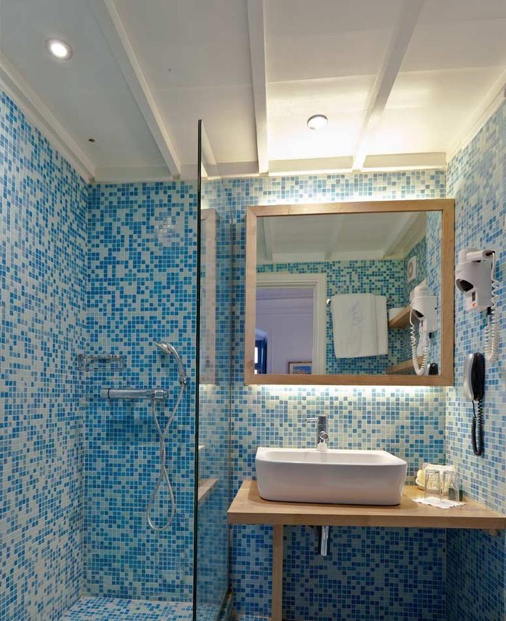 Superior Double Rooms Hydra Island | Orloff Hotel
