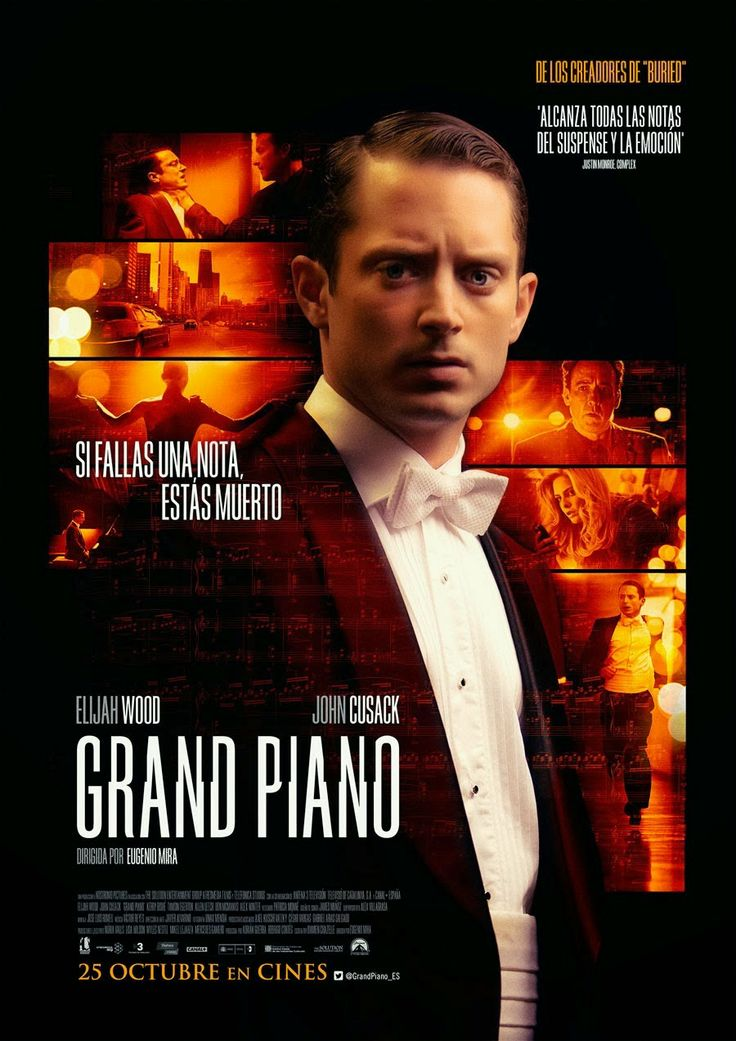 Cine Resumido: Grand Piano (2013)