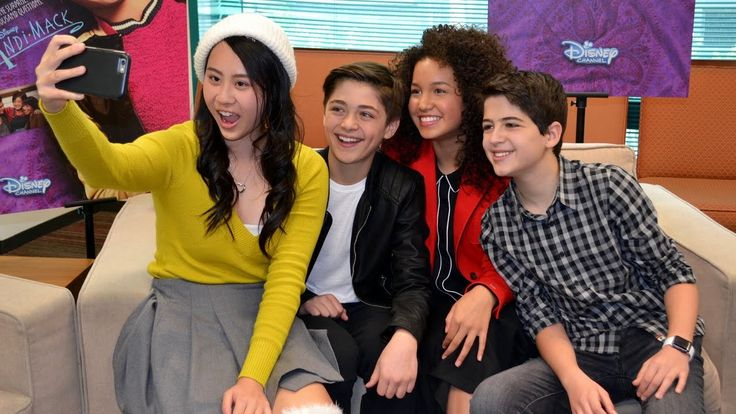"""Meet the cast of Disney Channel's latest show, """"Andi Mack."""" From the creator of Lizzie McGuire comes a show that stars a diverse cast that follows 13-year-old Andi as she navigates family secrets and adolescence."""