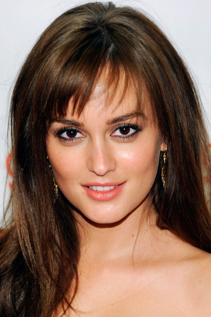 Leighton Meester S 10 Best Hair And Makeup Looks H A I R