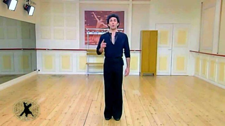[HD] Simone Di Pasquale   Lezione 2   Primi passi di danza: Cha Cha Cha