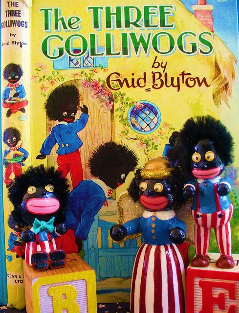 The Three Golliwogs | Flickr - Photo Sharing!